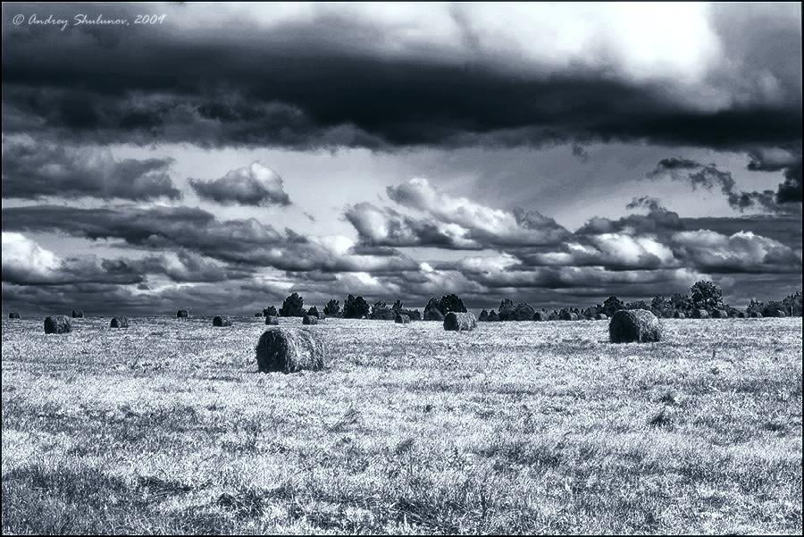 "photo ""Gone #2"" tags: landscape, black&white,"