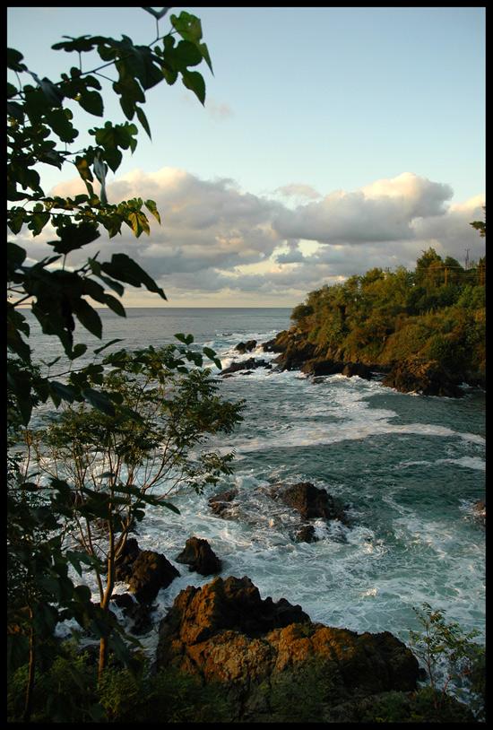 "photo ""...black sea Ordu"" tags: landscape, water"