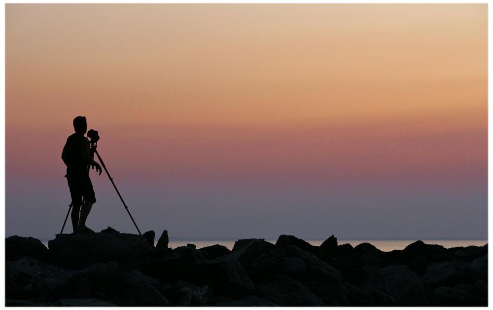 """photo """"***"""" tags: genre, landscape, sunset"""