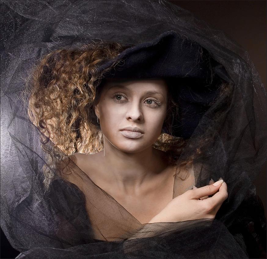 """photo """"veil...."""" tags: portrait, woman"""