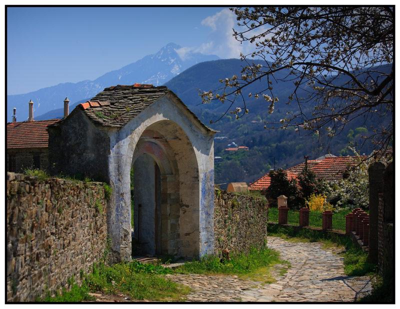 """photo """"Athos"""" tags: landscape,"""