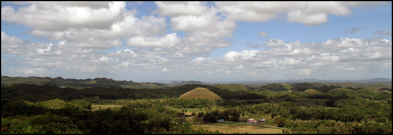 "photo ""Chocolade Hills, Bohol II"" tags: landscape, travel, Asia, mountains"