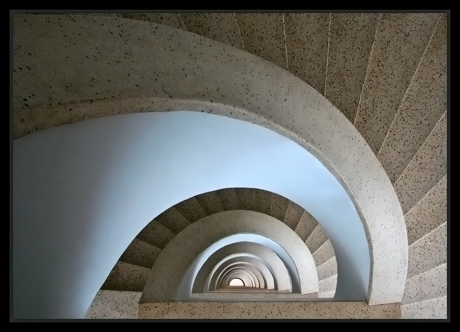 "photo ""Staircase in Perspective"" tags: interior,"