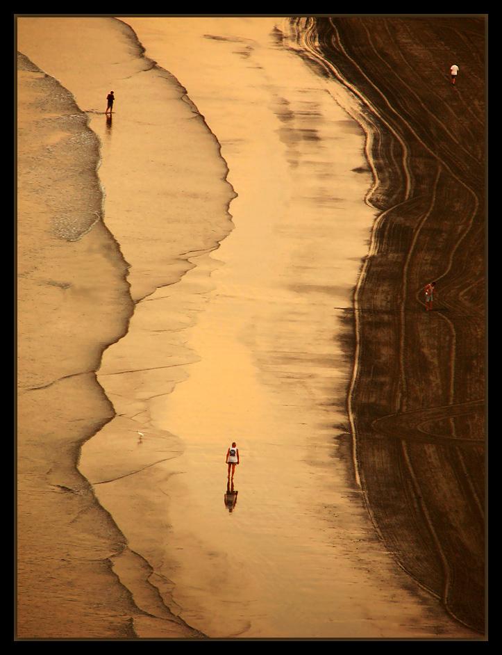 "photo ""Golden Sunset"" tags: landscape, sunset"