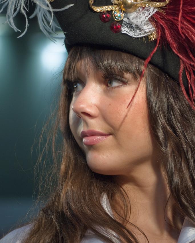 "photo ""Сute girl"" tags: portrait, woman"