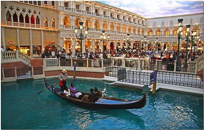 "photo ""The Venetian"" tags: architecture, interior, landscape,"