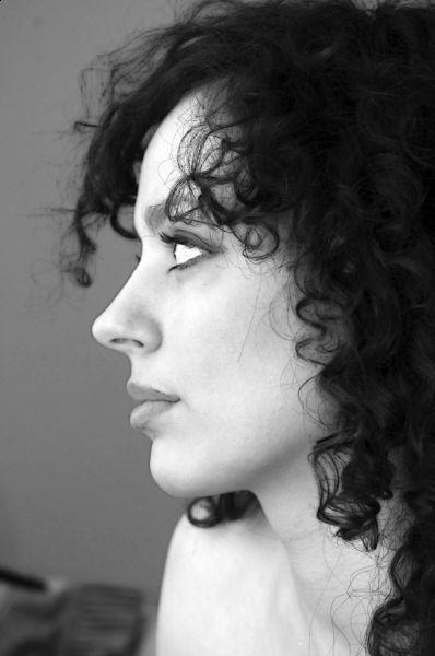 "photo ""black&white nr 3"" tags: portrait, woman"