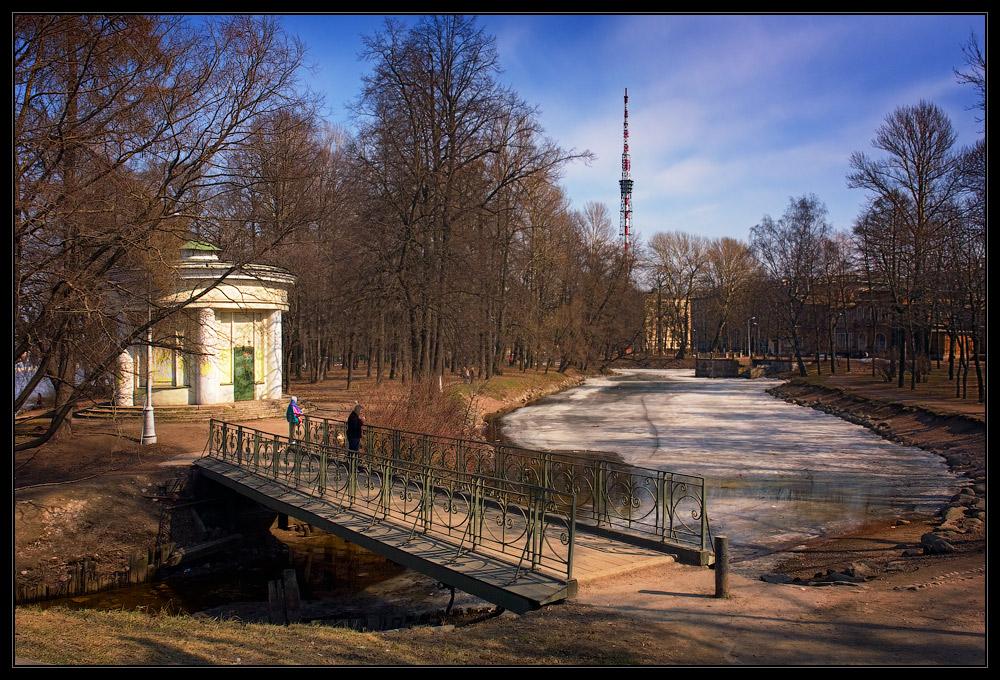 "photo ""***"" tags: architecture, landscape, spring"