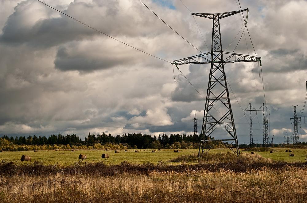 """фото """"+электрификация"""" метки: пейзаж, облака"""