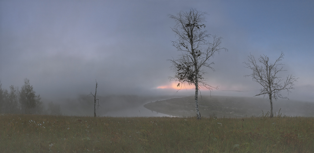 "фото ""Три сестры"" метки: пейзаж, закат"