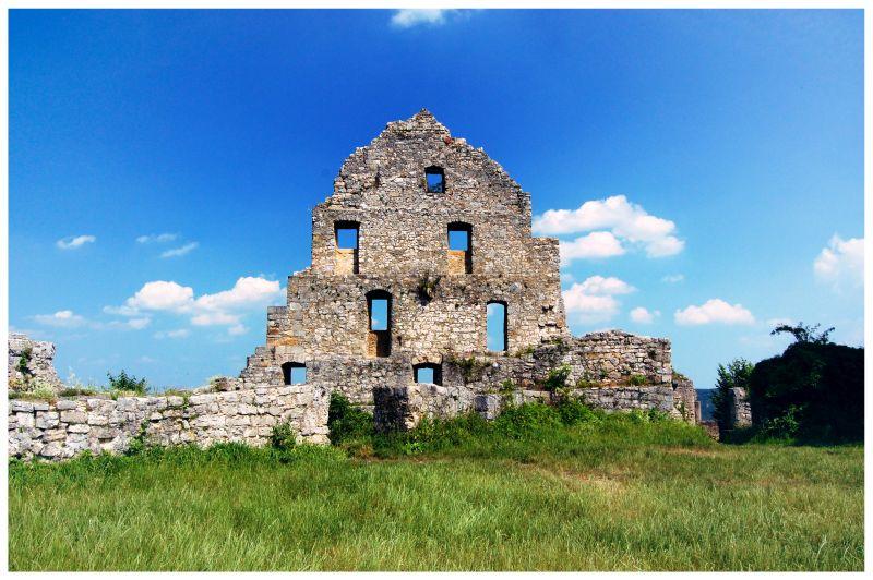 """photo """"Burg"""" tags: architecture, landscape,"""