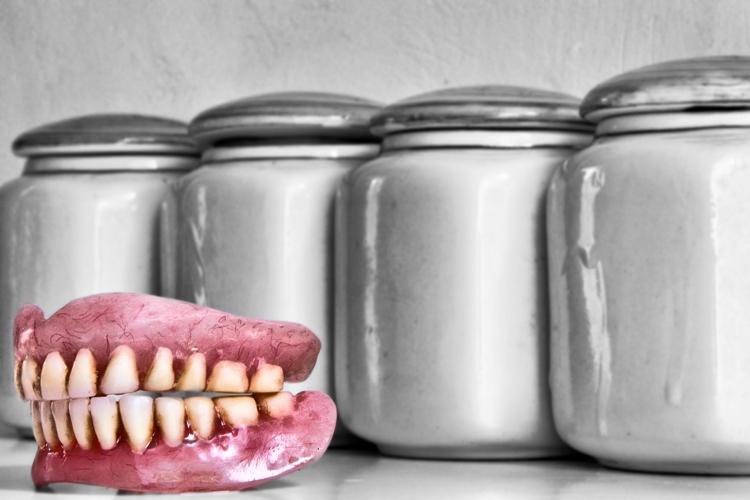 """фото """"Зубы на полке"""" метки: фрагмент,"""