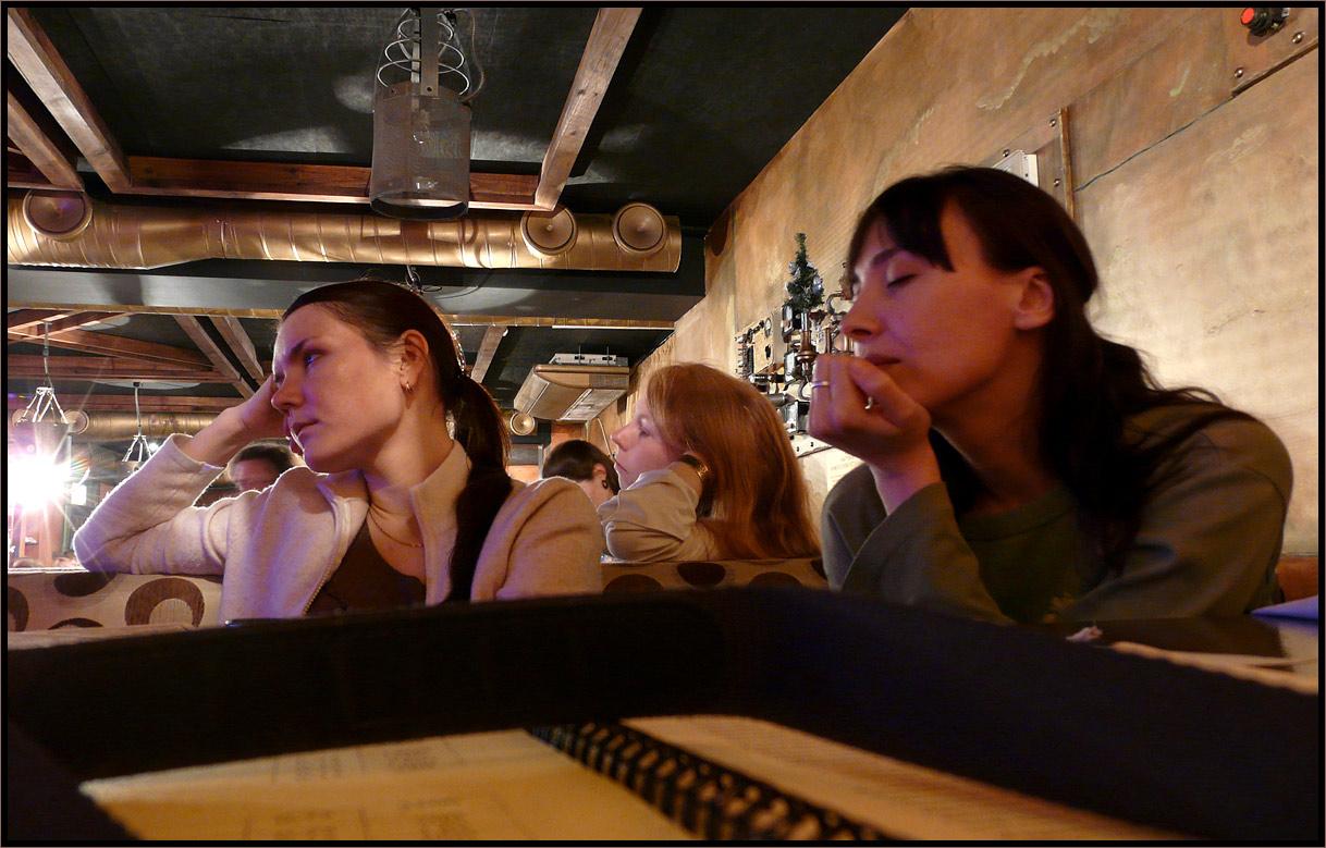 """фото """"слушательницы"""" метки: жанр, портрет, женщина"""