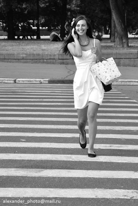 "photo ""Happy girl"" tags: portrait, genre, woman"