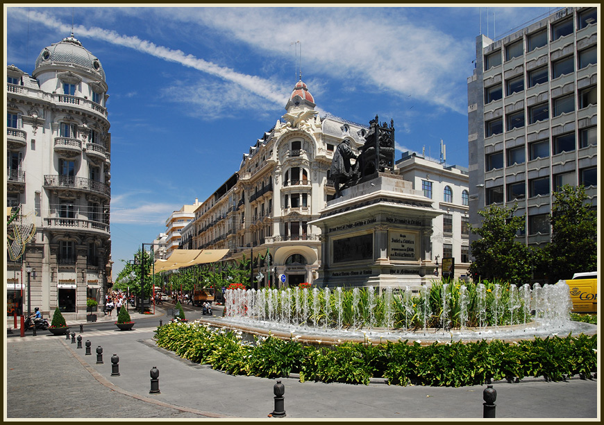 "фото ""Granada"" метки: архитектура, город, пейзаж,"
