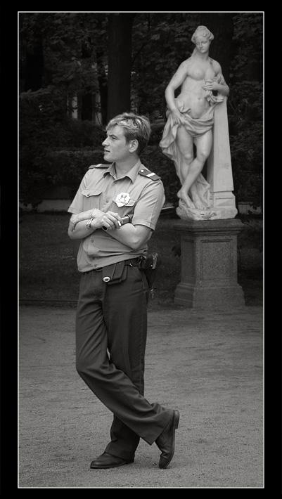 "фото ""Люди и статуи"" метки: город,"