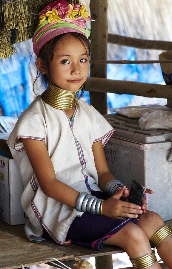 """фото """"из серии """"Тайские зарисовки"""""""" метки: портрет, путешествия, Азия, дети"""