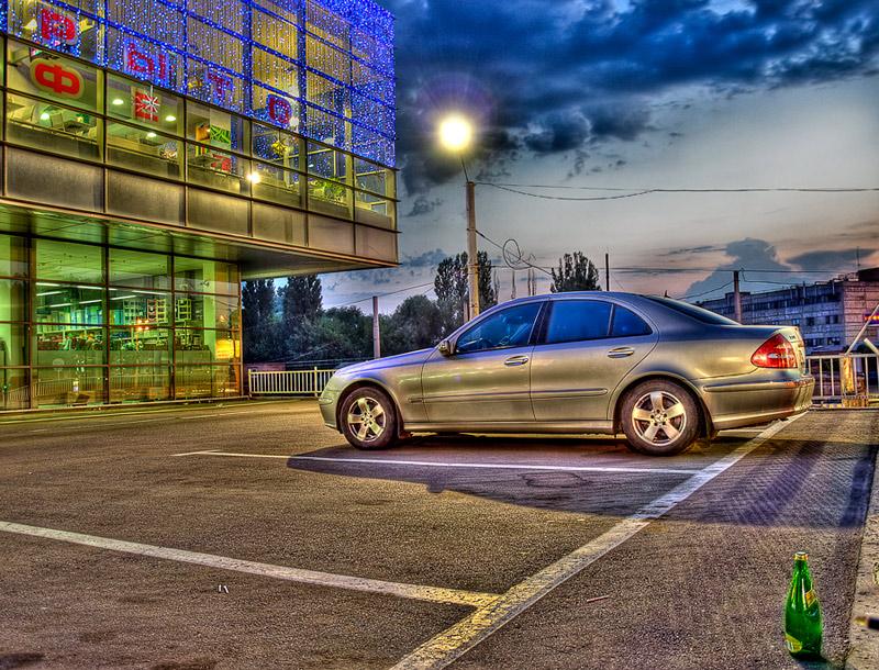 """photo """"HDR Kharkov"""" tags: city, technics,"""