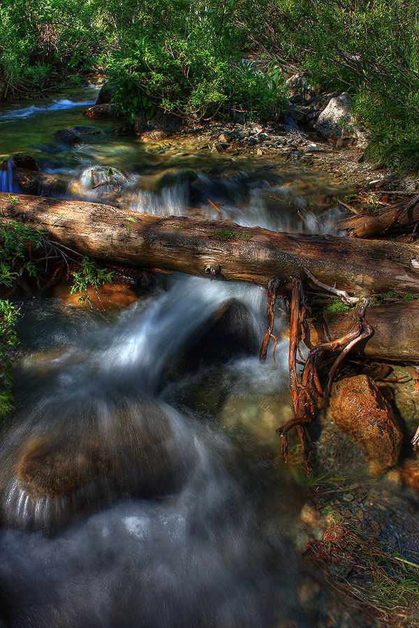 """фото """"Горный ручей-Ергаки-2 ;)"""" метки: пейзаж, вода, горы"""