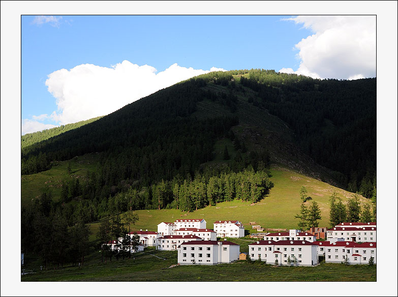 """photo """"XINJIANG-impression-3"""" tags: travel, landscape, Asia, mountains"""
