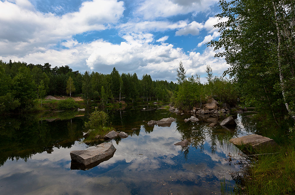 """photo """"***"""" tags: landscape, forest, water"""