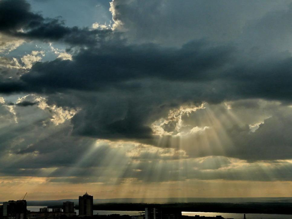 """фото """"Под неусыпным оком"""" метки: пейзаж, облака"""