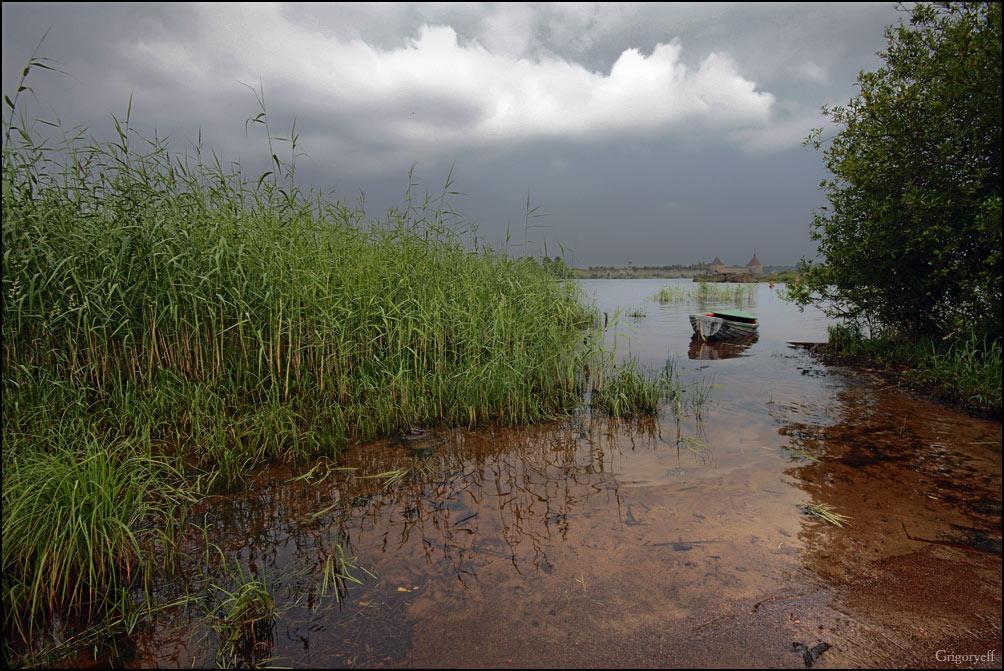 "photo ""Sheremetevka. Ladoga lake"" tags: landscape,"
