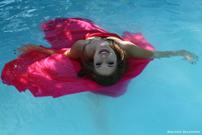 """фото """"вода"""" метки: портрет, пейзаж, вода, женщина"""