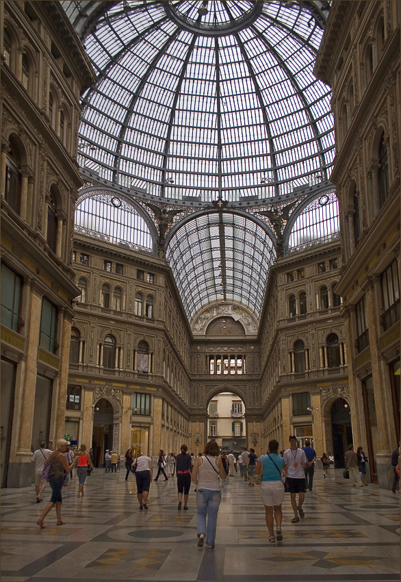 "photo ""Naples Gallery"" tags: architecture, interior, landscape,"
