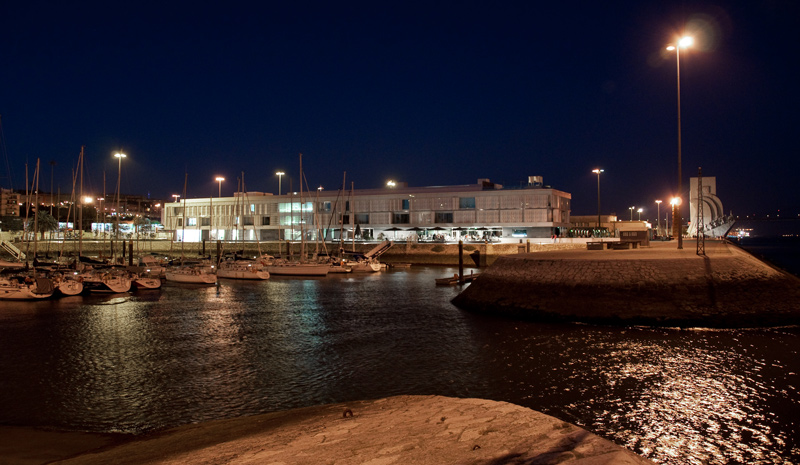 "photo ""MARINA"" tags: landscape, city, night"