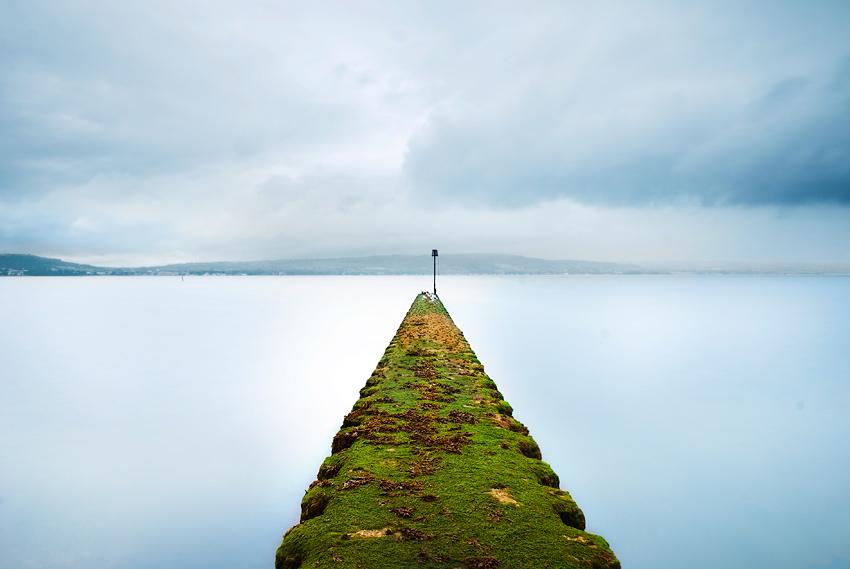 """фото """"The only right way"""" метки: пейзаж,"""