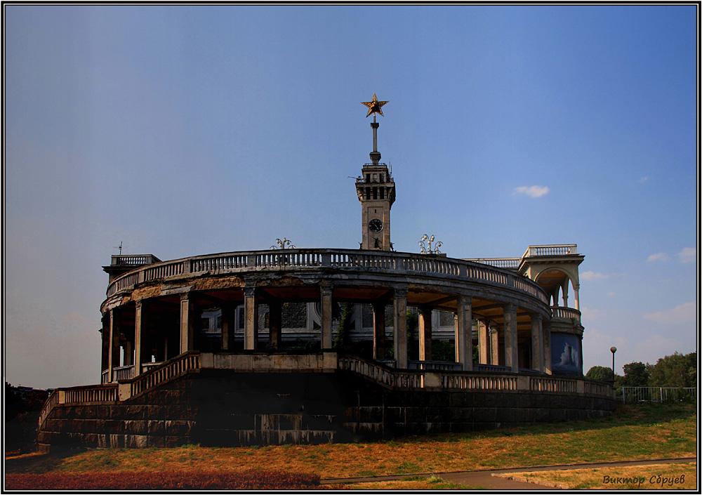 """фото """"Остатки былого величия"""" метки: архитектура, город, пейзаж,"""
