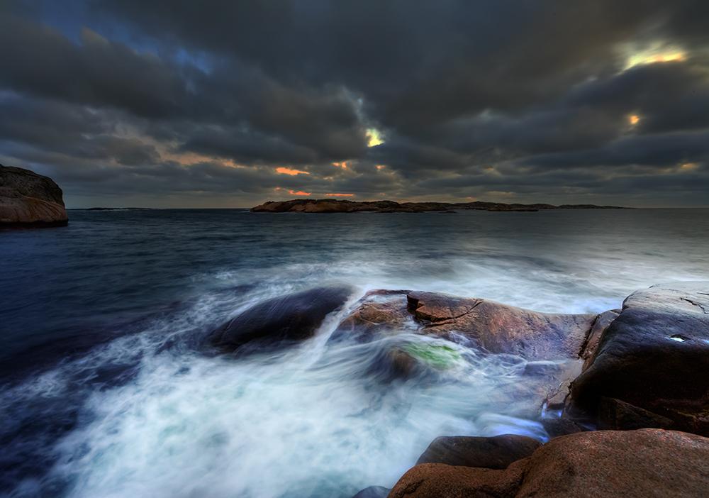 "фото ""Summer Night"" метки: пейзаж, вода, закат"