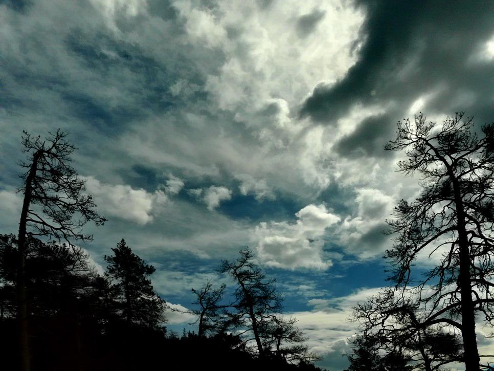 """фото """"Растревоженные небеса"""" метки: ,"""