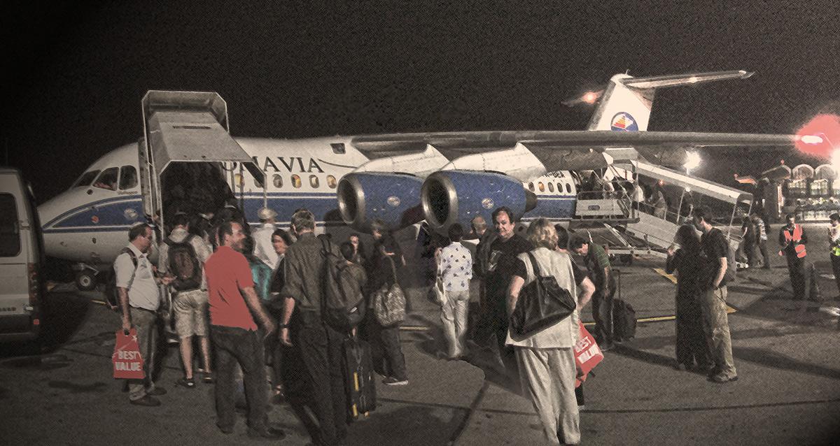 """фото """"""""Продолжается посадка пассажиров..."""""""" метки: путешествия,"""