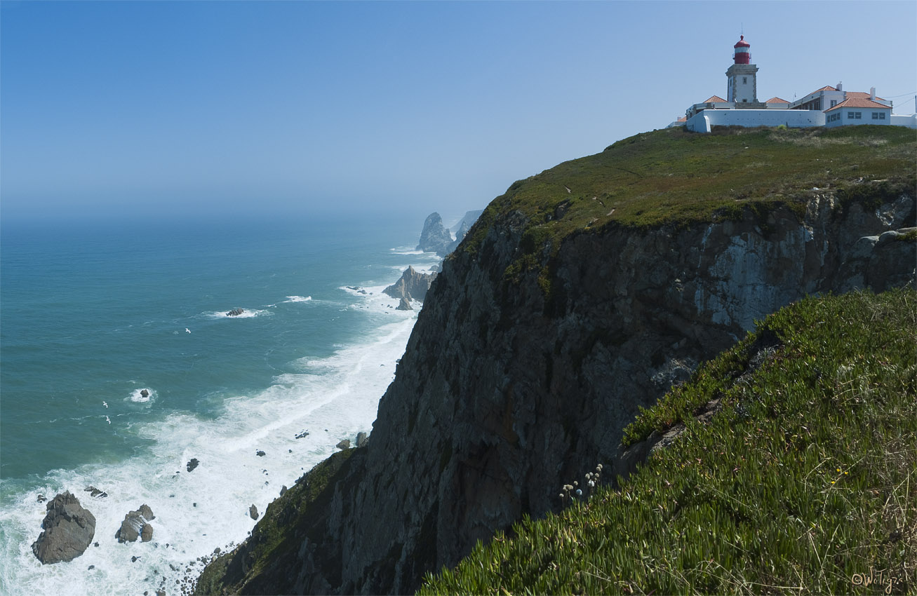 "photo ""Then only the ocean"" tags: landscape, panoramic, water"