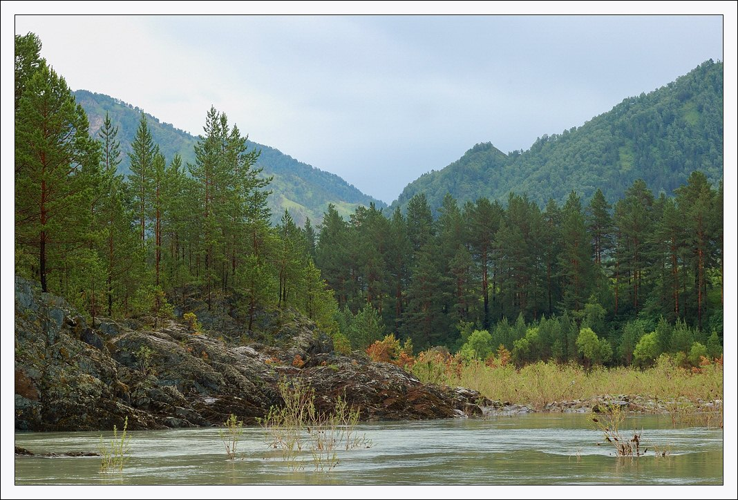 "photo ""Altay's nature"" tags: landscape, mountains, summer"