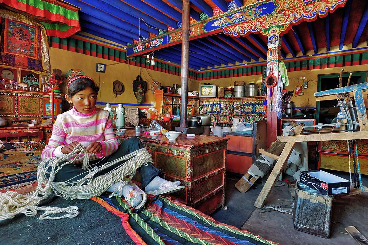 группе размещаются тибетские дома фото хотя