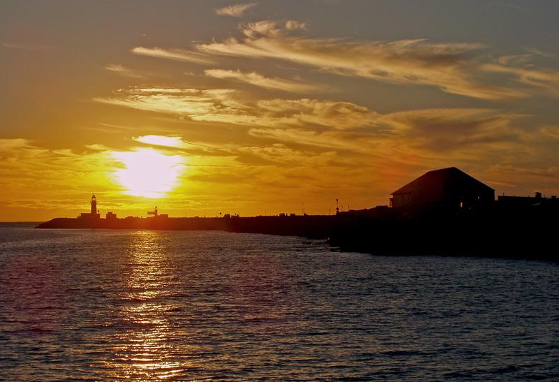 """фото """"Sunset"""" метки: пейзаж, закат"""