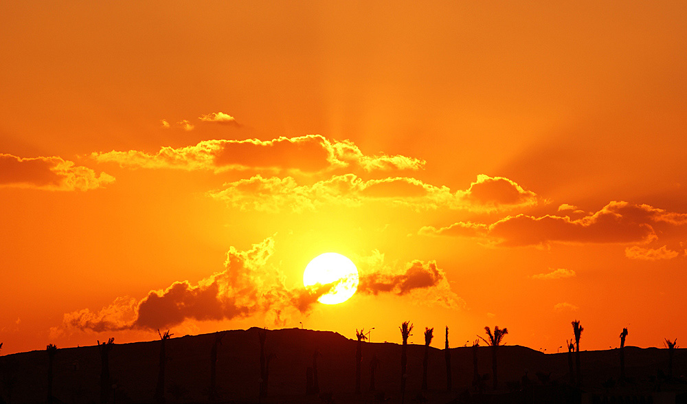 """фото """"Африка"""" метки: пейзаж, путешествия, Африка, закат"""