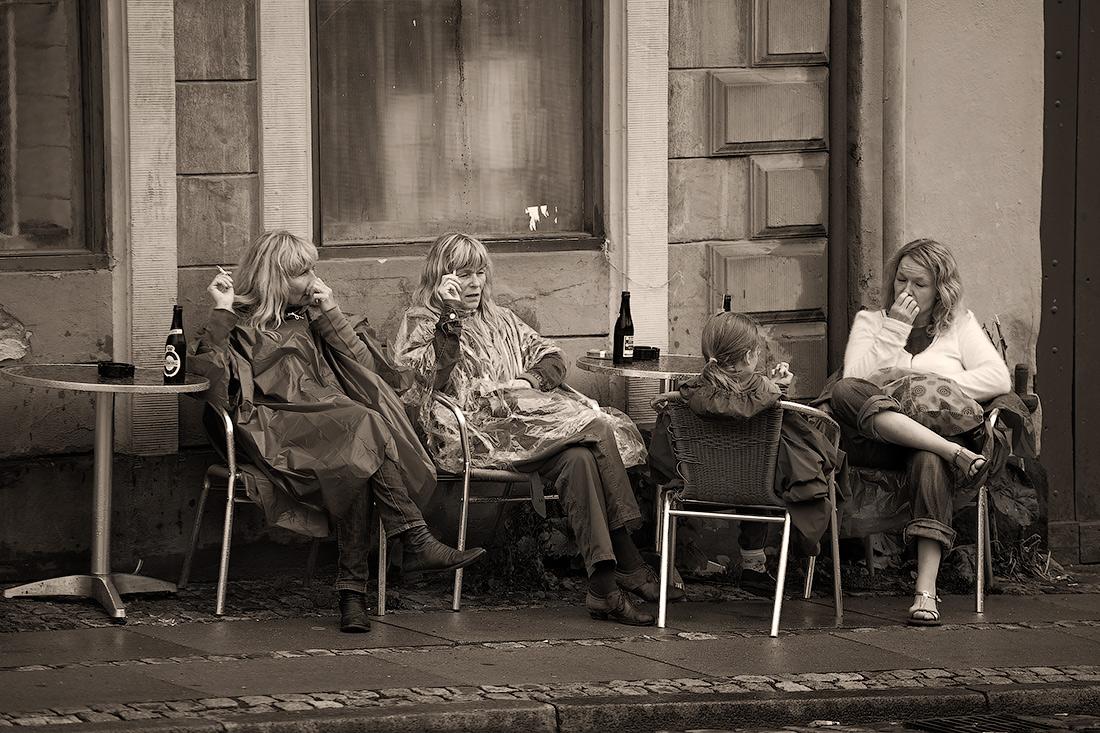 """фото """"приятной беседе дождик не помеха"""" метки: ,"""