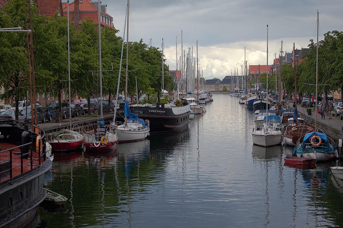"""photo """"Копенгаген"""" tags: landscape, water"""