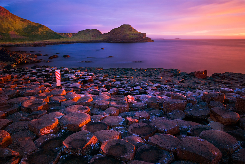 """фото """"Giant's Causeway"""" метки: пейзаж,"""