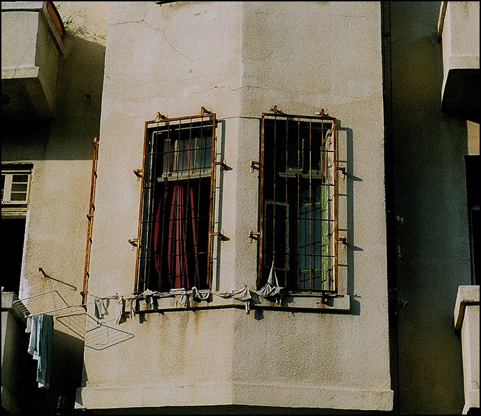 "photo ""Old Windows."" tags: misc.,"