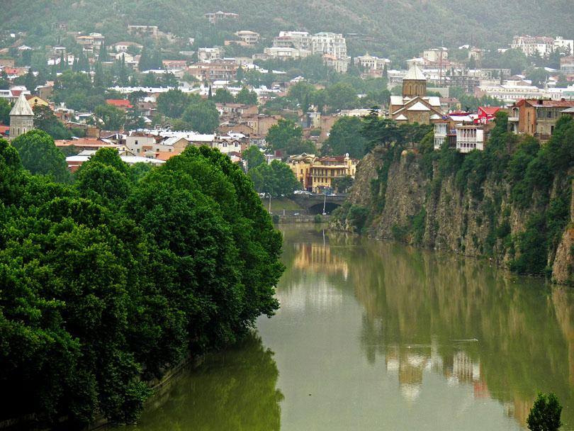 "фото ""Tbilisi Georgia"" метки: пейзаж, архитектура,"