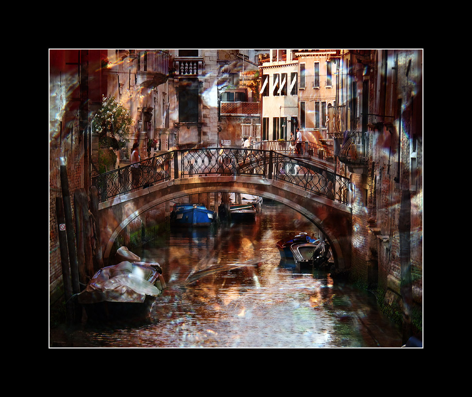 "photo ""Venice Dreams"" tags: architecture, travel, landscape, Europe"