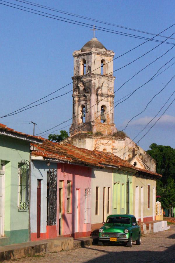 """фото """"Кто поедет в Тринидад?"""" метки: город, архитектура, пейзаж,"""