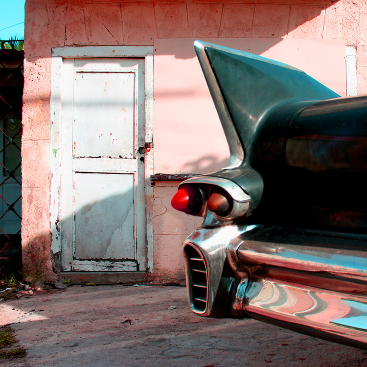 "photo ""Cadillac Eldorado Brougham (1957)"" tags: fragment, technics,"