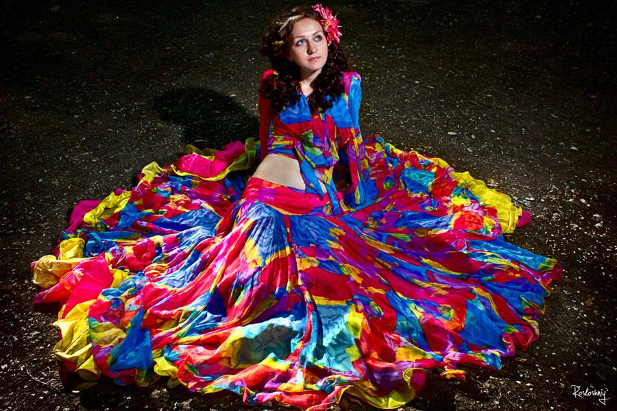 """фото """"Zemfira"""" метки: портрет, женщина"""