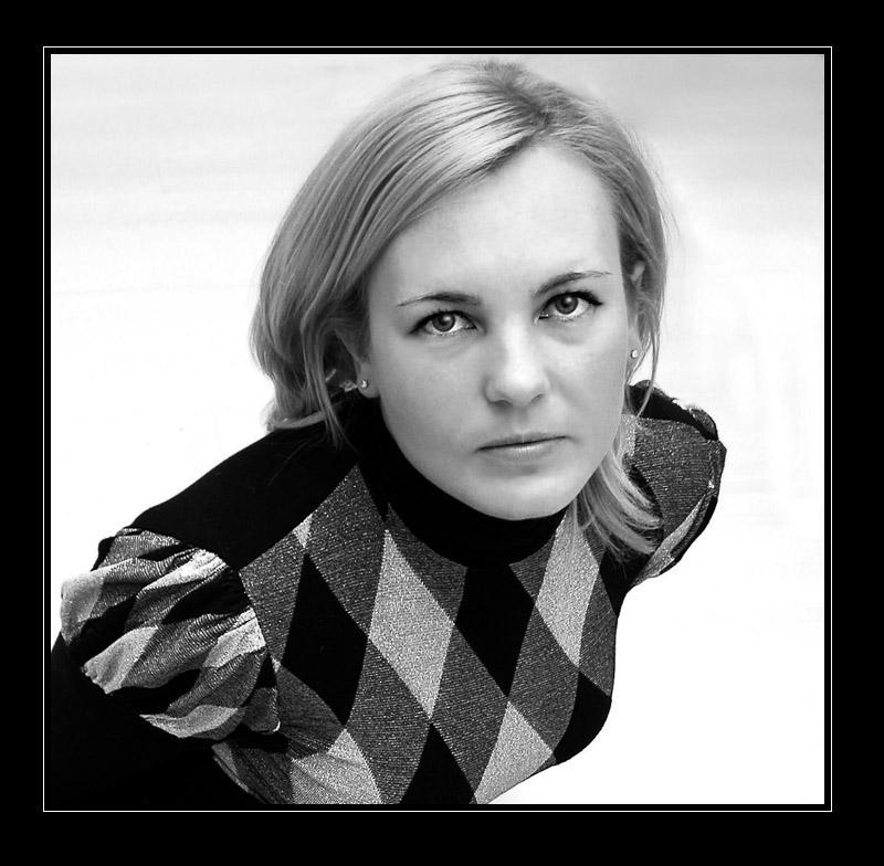 """фото """"Ирина Ш"""" метки: черно-белые, портрет, женщина"""